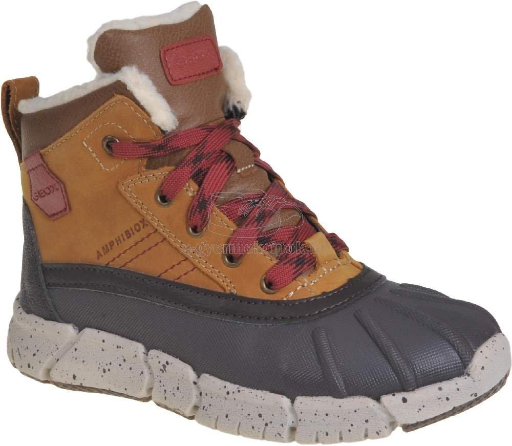 Téli gyerekcipő Geox J049XD 0CL54 C6361