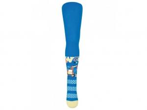 Detské bavlnené pančušky TUPTUSIE Bager 400/92/E9D/811  modrá