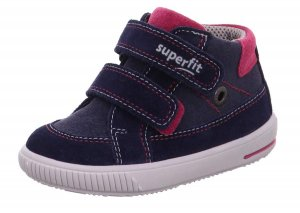 Detské celoročné topánky Superfit 1-000350-8010
