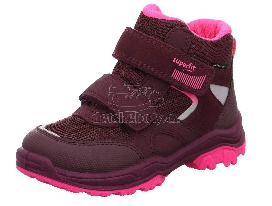 Detské zimné topánky Superfit 1-000064-5000