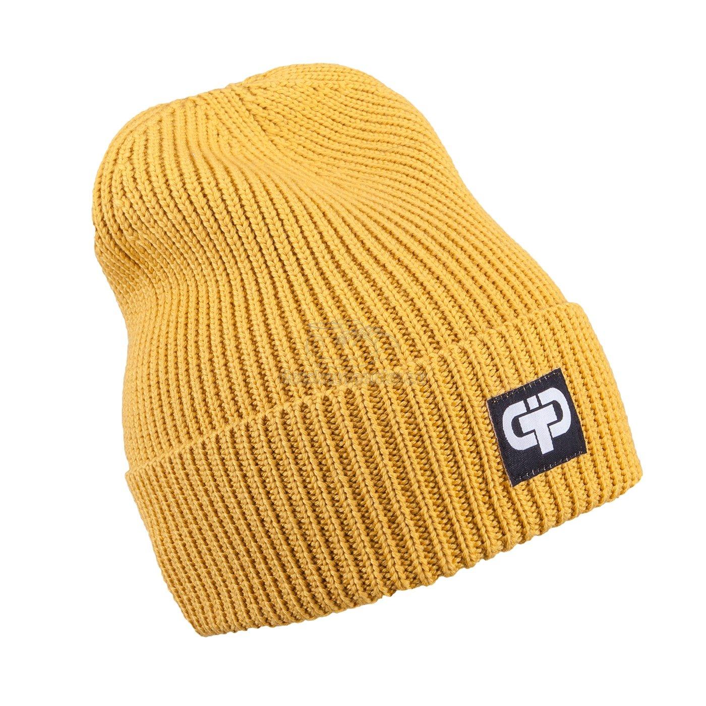 Detská zimná čapica TUTU 3-005200 yellow