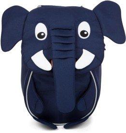 Hátizsák a legkisebbeknek Affenzahn Emil Elephant small - Blue