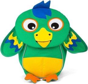 Hátizsák a legkisebbeknek Affenzahn Piet Parrot small - green