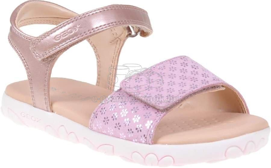 Nyári gyerek cipő Geox J028ZA 007NF C8011