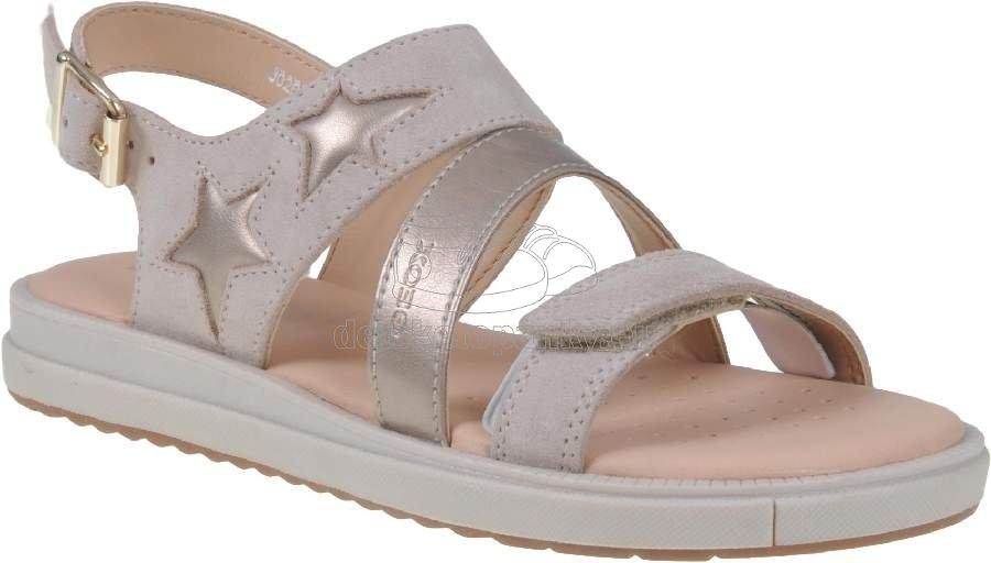 Detské letné topánky Geox J02BLA 022NF C5000