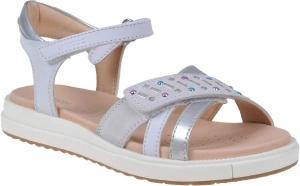 Detské letné topánky Geox J02BLF 02254 C1000