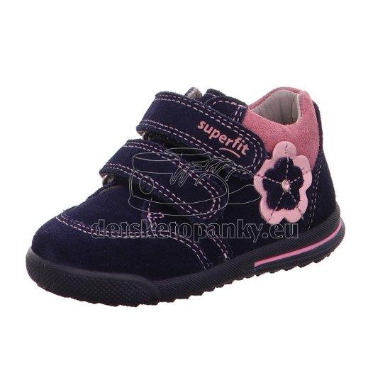 Detské celoročné topánky Superfit 5-09377-80