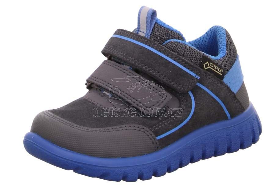 Egész évben hordható gyerekcipő Superfit 1-006197-2000