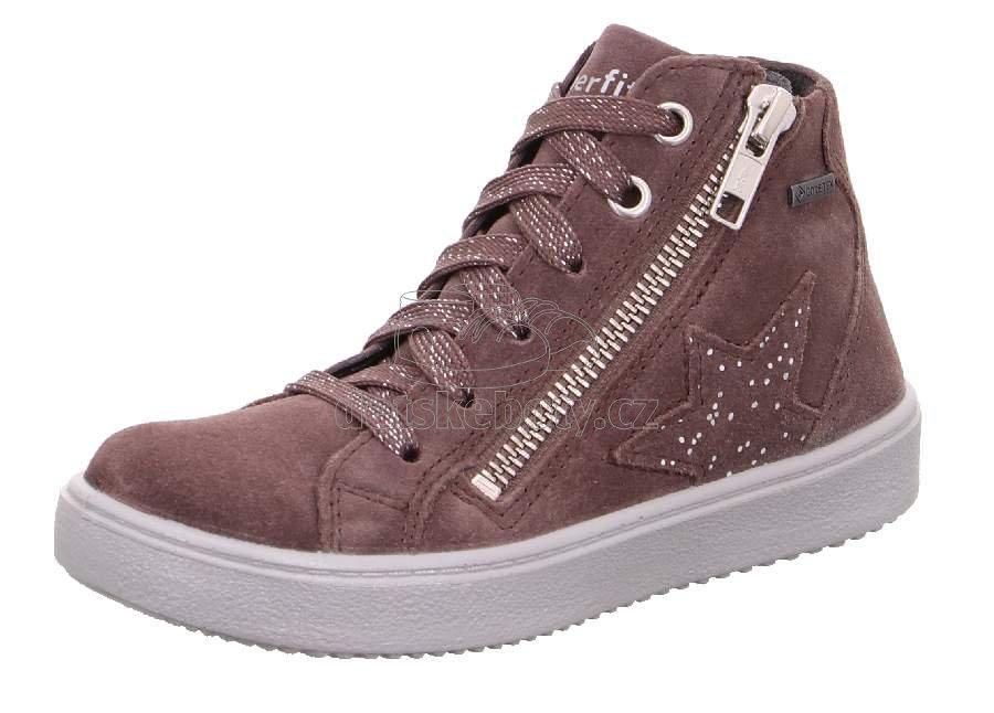 Detské celoročné topánky Superfit 1-006499-9000