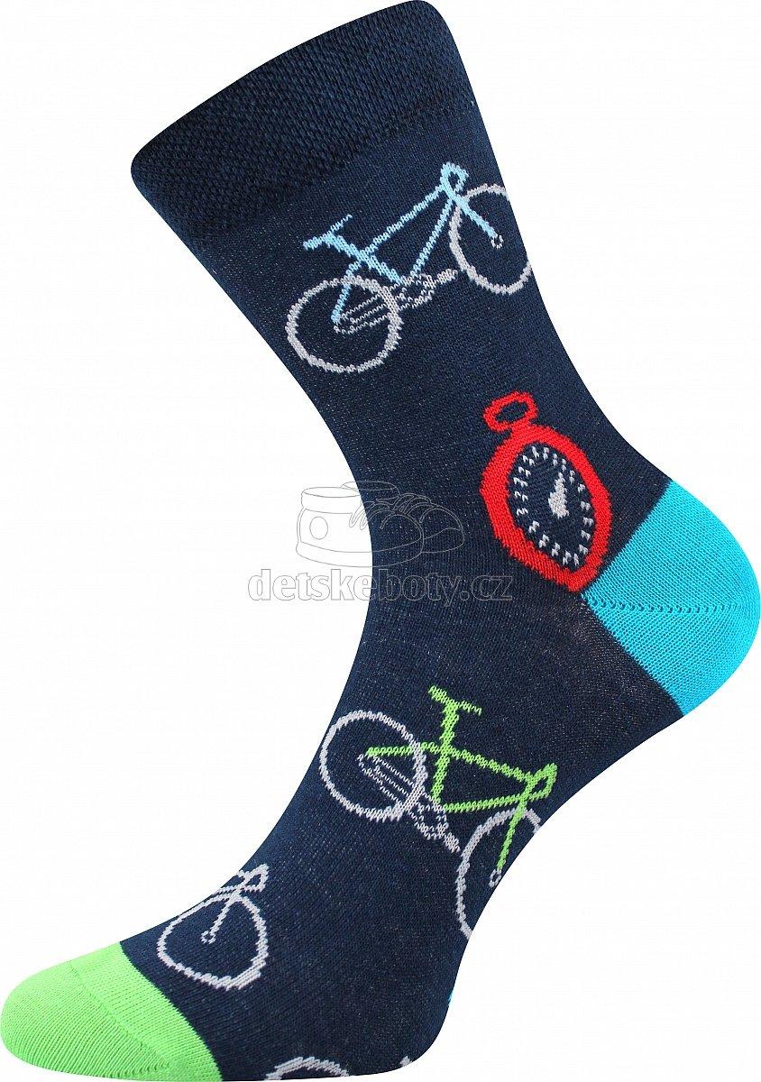 Dětské ponožky Boma 057-21-43 kola
