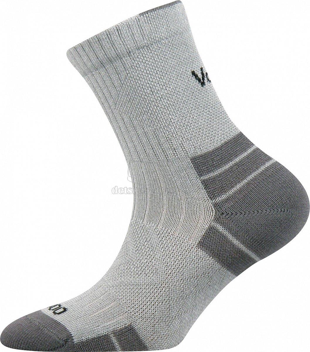 Detské ponožky VoXX Belkinik sv.šedá