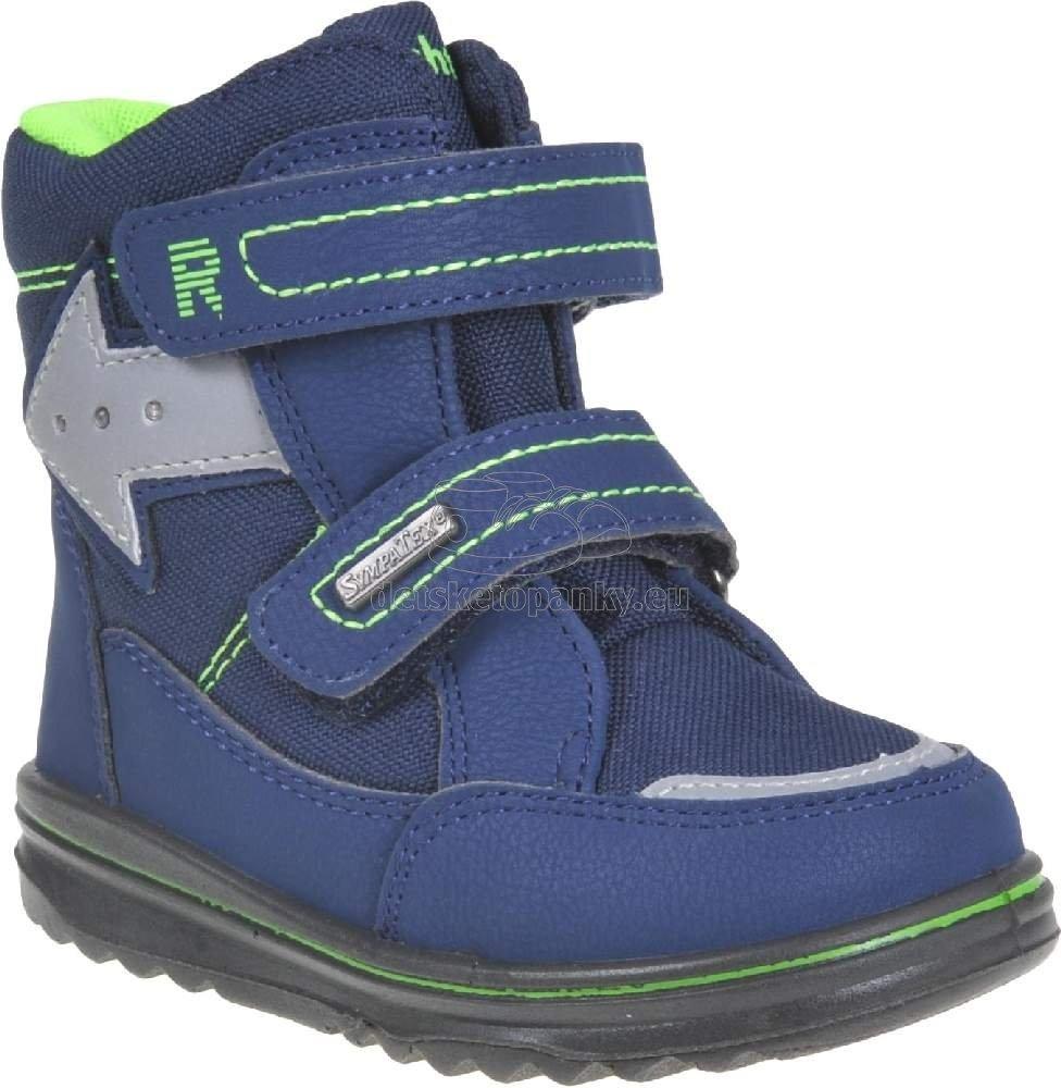 Detské zimné topánky Richter 2789-8172-7202