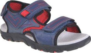 Detské letné topánky Geox J0224A 0MECE C0735