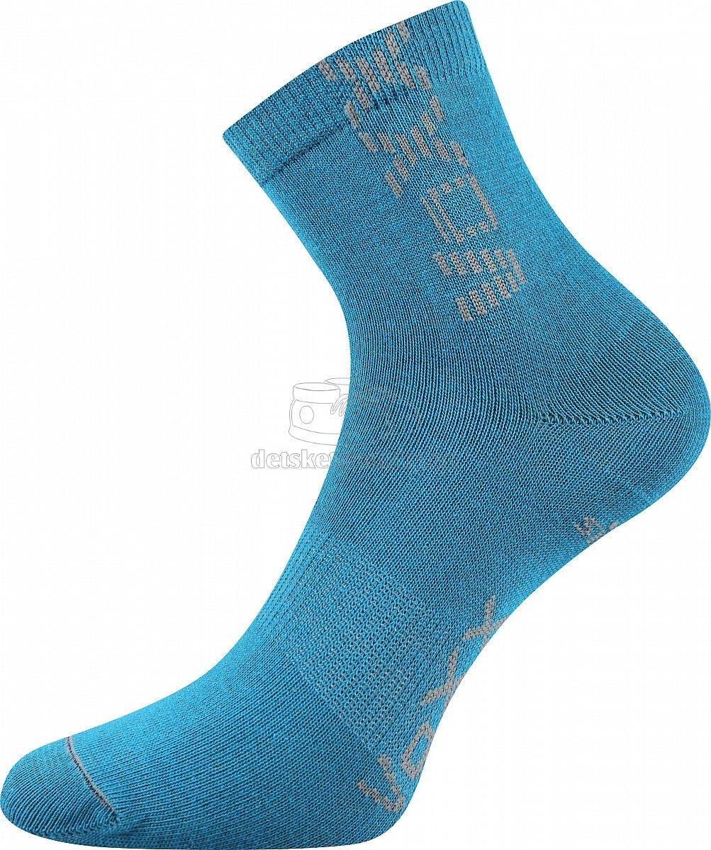 Detské ponožky VoXX Adventurik modrá