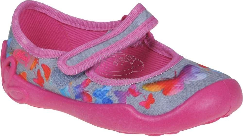 Detské topánky na doma Befado 114 X 255