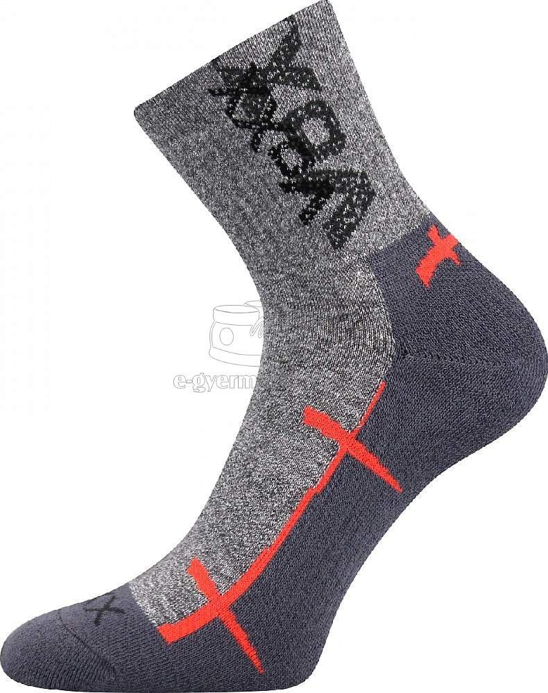 Gyerek zokni VoXX Walli világos szürke
