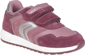 Detské celoročné topánky Geox J04AQB 022BC C8017
