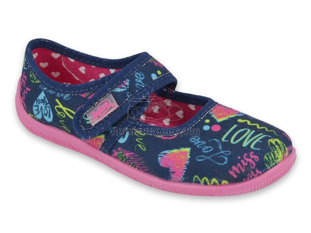 Domáca obuv Befado 945 Y 431