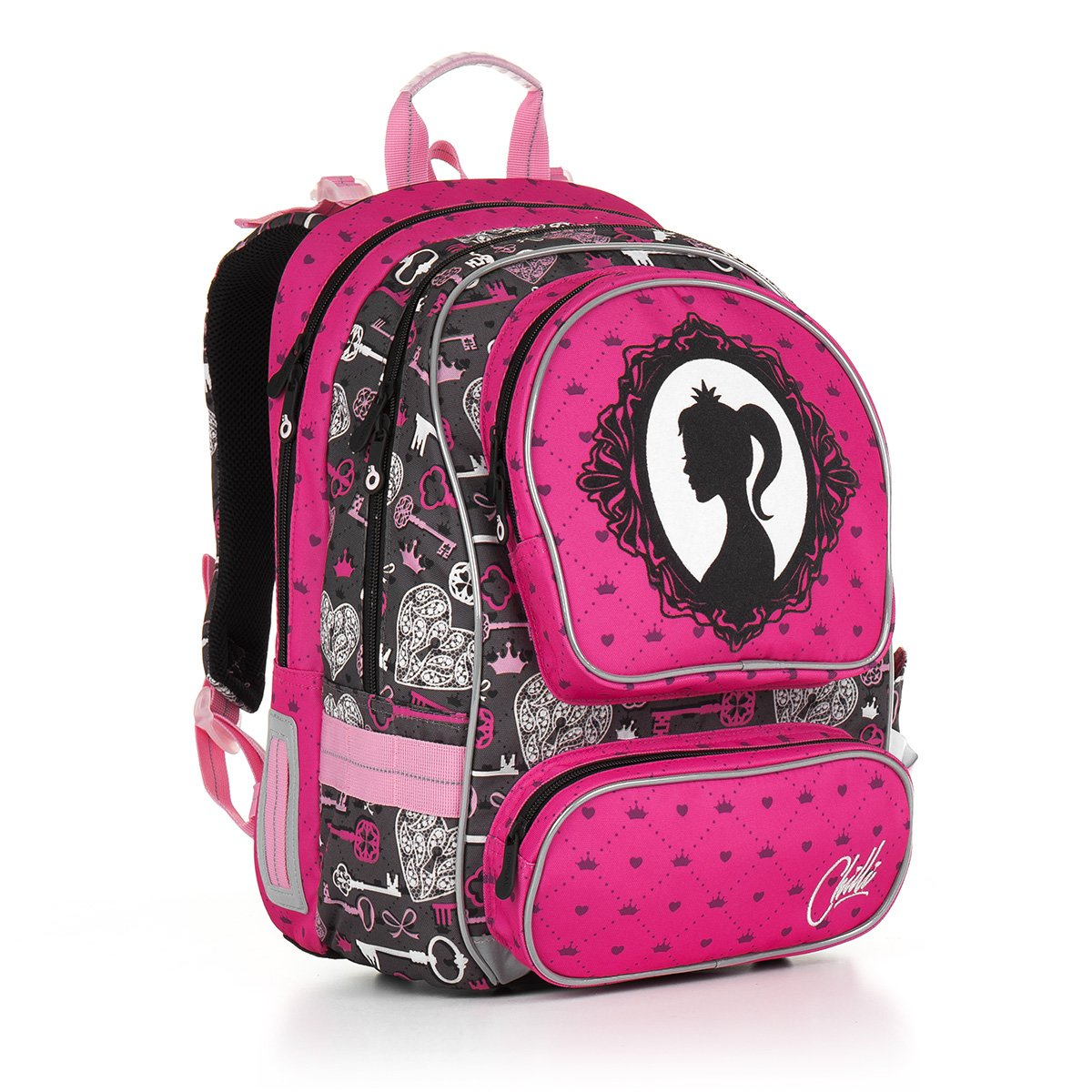 Iskolatáska Topgal CHI 875 H - Pink