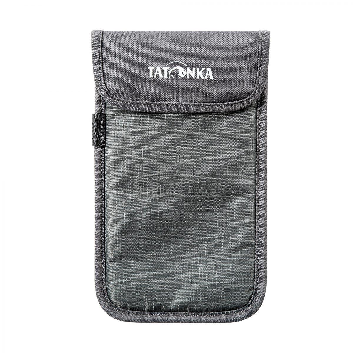 Tatonka Smartphone Case XL (titan grey)