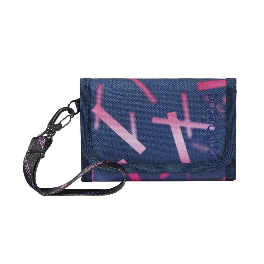 Peňaženka coocazoo AnyPenny, Cyber Pink