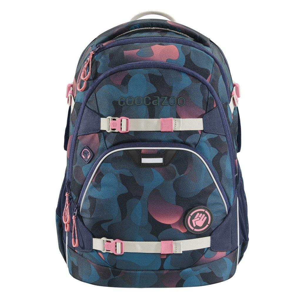 Školský ruksak coocazoo ScaleRale, Cloudy Peach, certifikát AGR