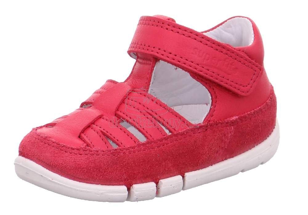 Detské celoročné topánky Superfit 1-606337-5010