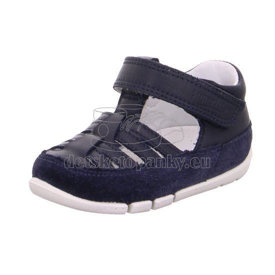Detské celoročné topánky Superfit 0-606337-8000