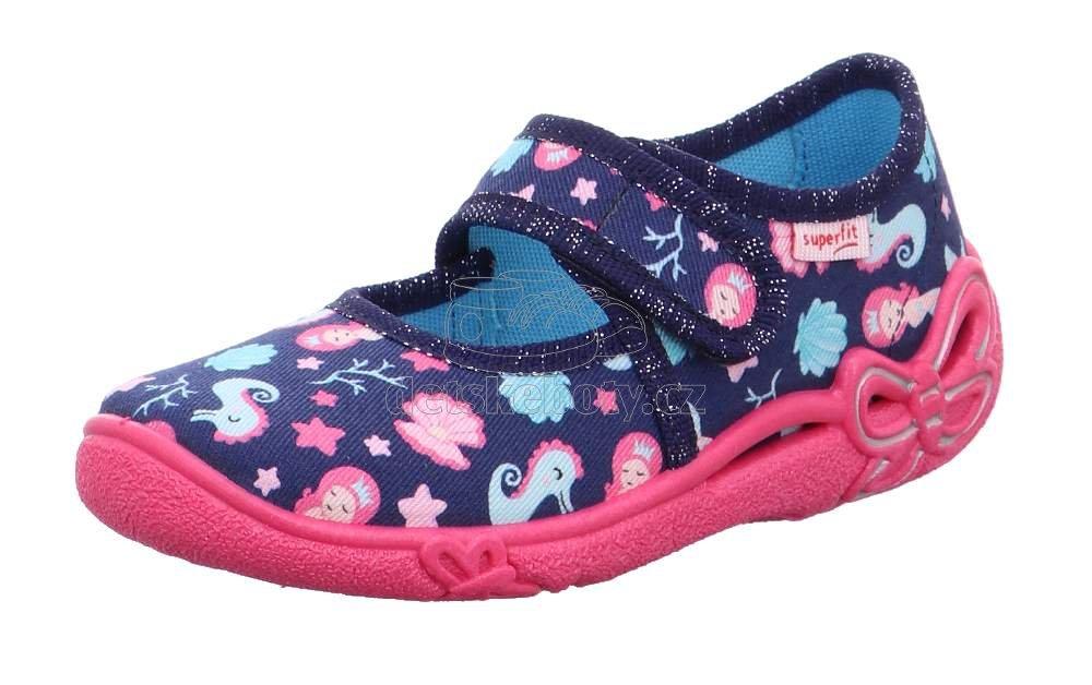 Domácí obuv Superfit 1-800288-8000