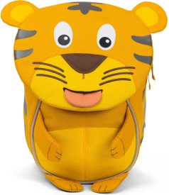 Batůžek pro nejmenší Affenzahn Timmy Tiger small - Yellow