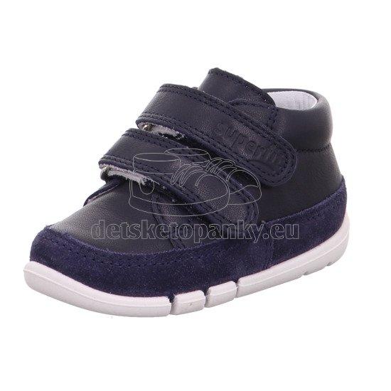 Detské celoročné topánky Superfit 1-006341-8000