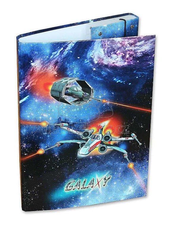 Školní box A4 Galaxy D-3021-2.100