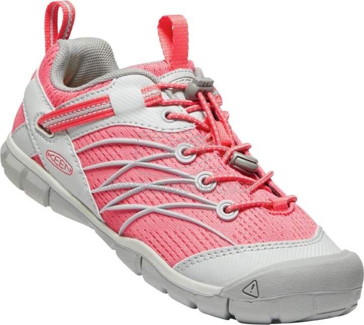 Detské celoročné topánky Keen Chandler CNX Youth drizzle/dubarry