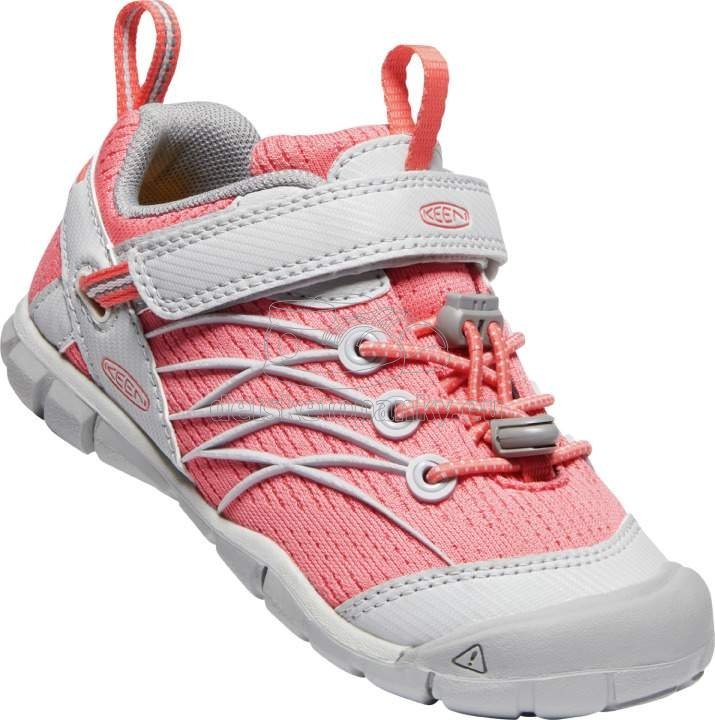 Detské celoročné topánky Keen Chandler CNX Children drizzle/dubarry