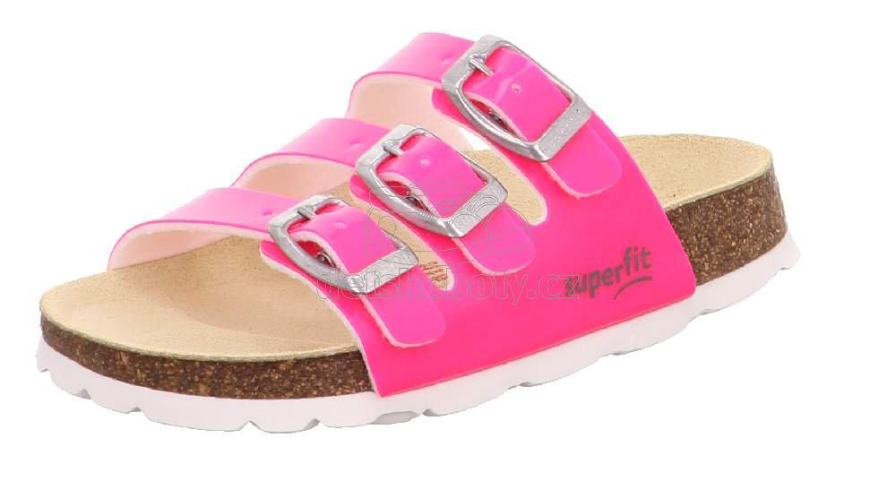 Domáca obuv Superfit 0-600113-5700