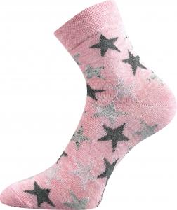 Detské ponožky Boma Ivanka hviezdy