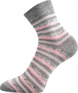 Detské ponožky Boma Ivanka pruhy
