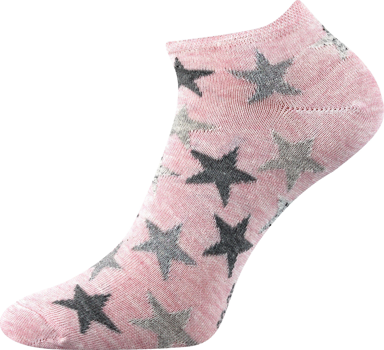 Detské ponožky Boma Piki 46 hviezdy