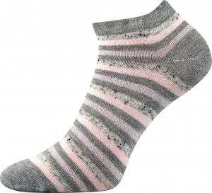 Detské ponožky Boma Piki 46 pruhy