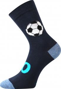 Boma Arnold Futbalové lopty - tmavo modrá s číslom 10