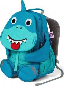 Dětský batoh do školky Affenzahn Shark large - blue