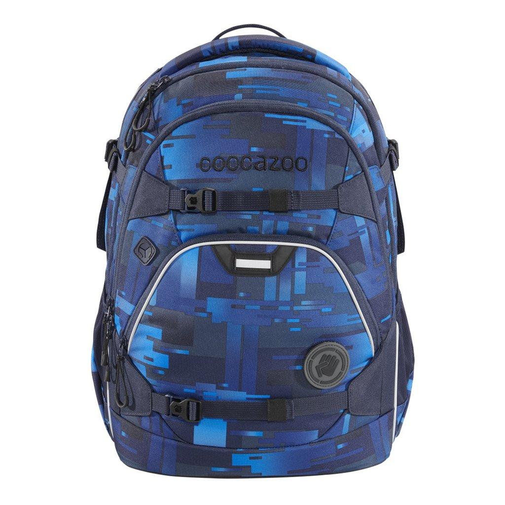 Školský ruksak coocazoo ScaleRale,  Deep Matrix, certifikát AGR