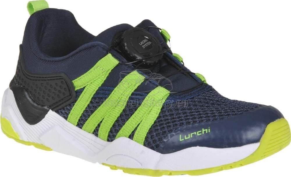 Detské celoročné topánky Lurchi 33-26428-32