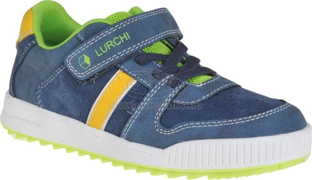 Detské celoročné topánky Lurchi 33-48001-22