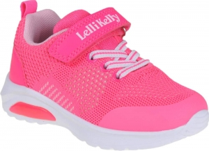 Detské celoročné topánky Lelli Kelly LK1888 AN01 cristal fuchsia