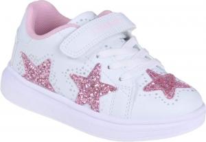 Detské celoročné topánky Lelli Kelly LK7828 AA52 glmmer white/pink