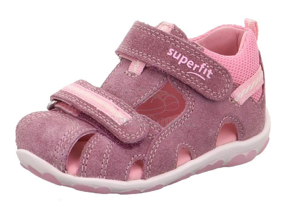 Dětské sandály Superfit 0-600036-9000