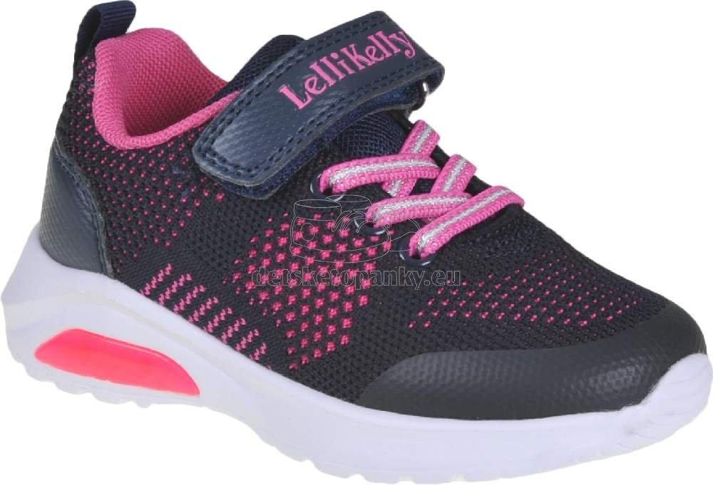 Detské celoročné topánky Lelli Kelly LK1888 AE01 cristal blue