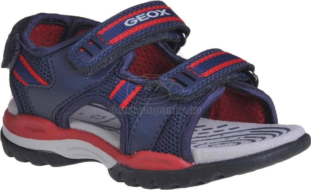 Detské sandále Geox J020RD 014ME C0735