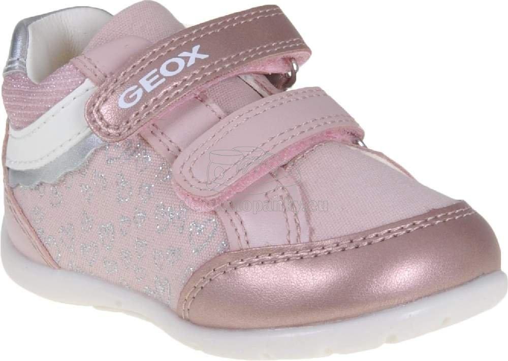 Detské celoročné topánky Geox B041QB 010AJ C8237
